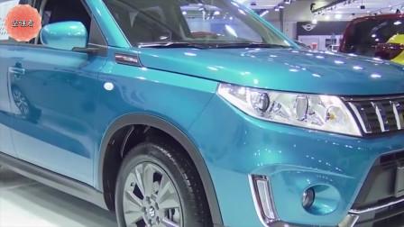 最省油的SUV,小车王铃木打造,1.4T+6AT油耗6L