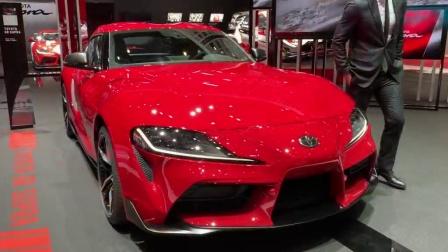2020款丰田GRSupra试驾测评, 最快的丰田汽车!
