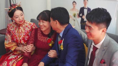 TAO ·YAN 生肖婚礼快剪 | 蜗牛短视频2019,罗漫花嫁出品