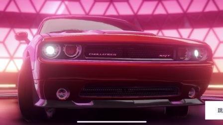《狂野飙车9》美式肌肉车