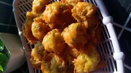 萝卜丸子最好吃的家常做法,外酥里嫩,拿肉都不换!