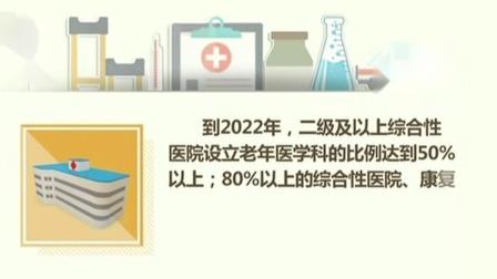 第一时间 辽宁卫视 2019 我国首个老年健康服务指导性文件出台  设立老年医学科