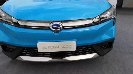 [厉害了我的中国车]豪华感十足, 广汽新能源SUV AION LX。