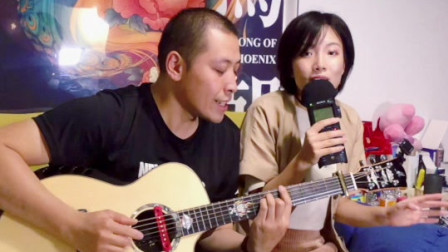【郝浩涵梦工厂】吉他弹唱 戴佩妮 一个人的行李(歌手:Moses/小文)