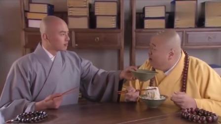活佛济公:广亮刚吃完一碗面,谁料必清已经吃了七碗,瞬间就懵了