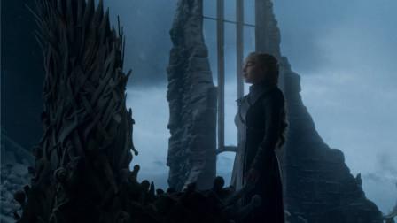 冰与火之歌:龙妈误入歧途,雪诺含泪亲手了结