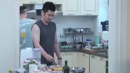 杜海涛做早餐求鼓励沈梦辰:小乖小乖你真棒!太甜了!