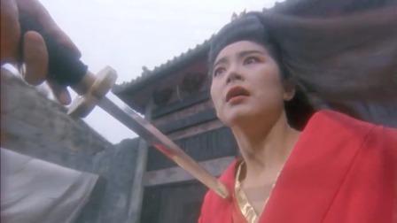 东方不败输给了令狐冲,不是输了武功而是情,选择为爱牺牲