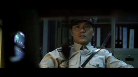 《三更车库》:保安监控里偷看别人秀恩爱,怎料却看到诡异的一幕,瞬间吓破了胆