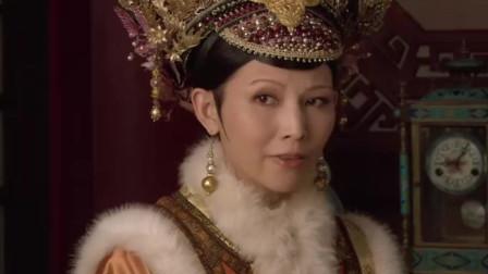 《甄嬛传》甄嬛对皇后的威胁太大了,即使离宫了皇后也不敢松懈!