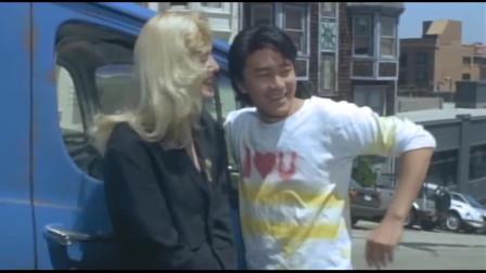 龙在天涯:李连杰帮周星驰,星爷却在泡妞