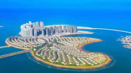 中国将建全球最大人工岛!耗资1600亿,引外界广泛关注