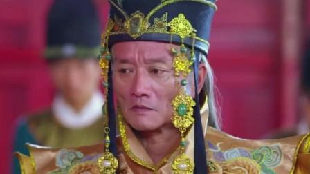 《吉祥天宝》皇帝在朝堂之上做漆盒卖给大臣赚钱