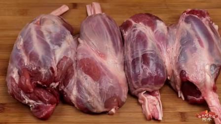 这才是酱牛肉的正确做法,色泽红亮,酱香味浓郁,一次5斤不够吃