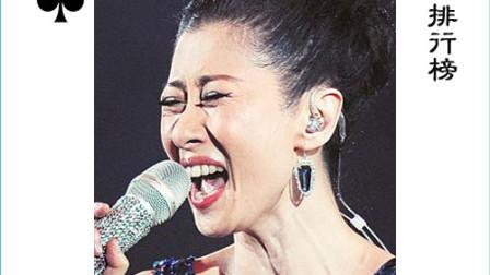 香港歌星排行榜扑克牌,梅花Q——叶倩文