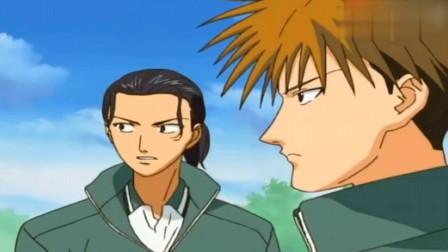 网球王子:倒放后,青春学院出场吸引了大家,尤其一年级的