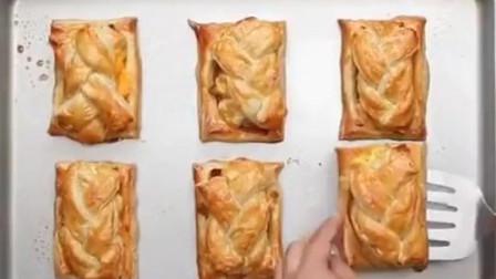 家里有烤箱的话可以试试这款面包的做法哦,小朋友们会喜欢的