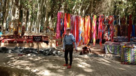 金秋游新疆 火洲吐鲁番多彩的画廊