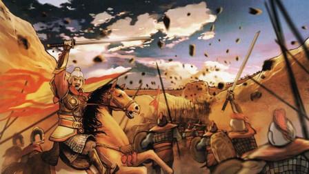 唐将出身匈奴,作战时直接投敌叛国,李白却说:卫青都不如他