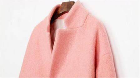 原来清洗毛呢大衣这么简单,再也不花冤枉钱去干洗店了,省钱方便