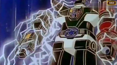 战神金刚:组成躯干和手臂,我来组成头部!