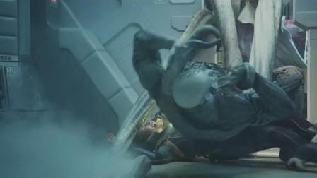 电影:女博士外太空释放异形,准备毁灭地球的高等生物