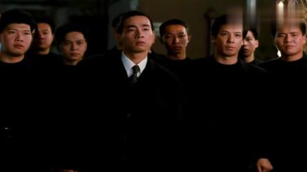 古惑仔:山鸡哥重情重义,在陈浩南最落魄的时候,他毅然选择回归