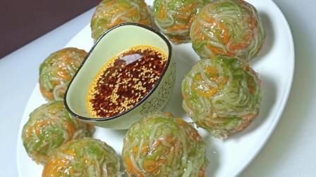白萝卜最简单好吃的做法,不炒也不炖,端上桌全家抢着吃