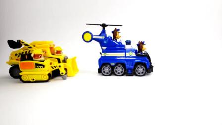 挖掘机视频表演大全4 挖土机玩具视频 挖土机 推土机动画片44