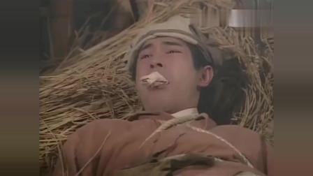 霍都以为郭靖是菜鸟,直接试探,没想到郭靖一掌把他打飞