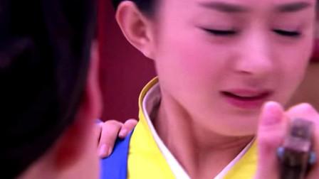 陆贞传奇:柳絮要割陆贞的心头肉,丹娘都急哭了