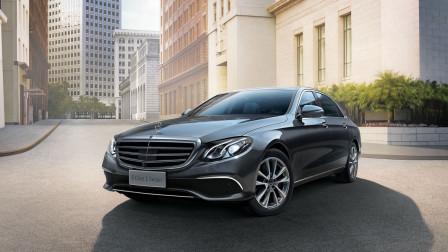 配置提升/共八款车型 新款奔驰E级上市售44.28万元起