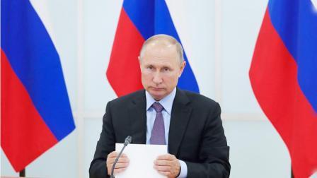 """《防务新观察》  北约两周打下俄飞地?普京""""非对称""""反击"""