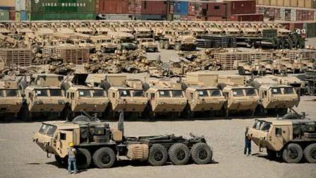美军大批战车增援叙利亚,库尔德底气十足,拒绝向阿萨德低头