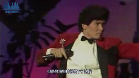 当年费翔这段舞蹈被央视禁播,导演坚持才留下,曾圈粉无数男女