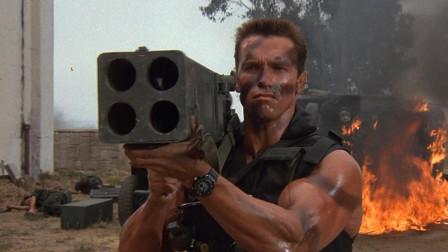 胡狼大话明星 | 施瓦辛格:好莱坞科幻动作时代的未来战士