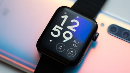 搞机零距离:小米手表评测 终于从手环进化到手表