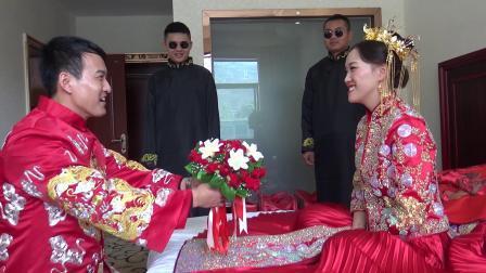 康龙  张雪君  婚礼全程