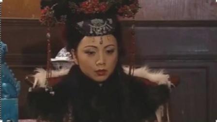 金枝欲孽:如妃撂狠话保安茜,和皇后顶嘴特霸气,皇后气得砸东西