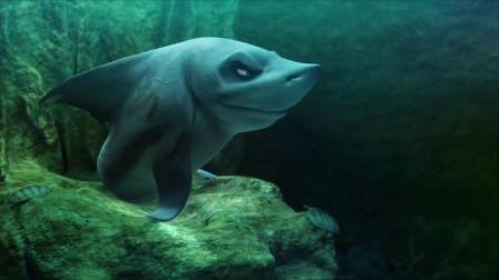 海底大冒险:海蛇派克训练的消息,却被鲨鱼一口吞下肚