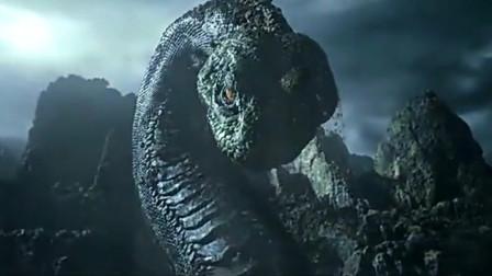 好大一条巨蟒,存活了上千年,只为守护一个墓