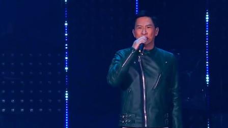 汪峰也想不到,影帝张家辉会现场翻唱他的歌,普通话还这么标准