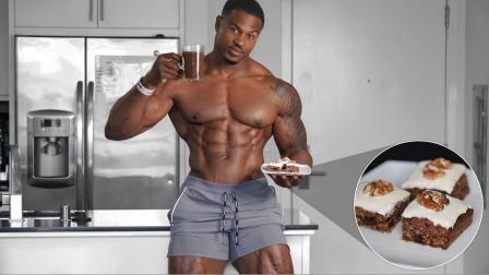Simeon Panda - 欺餐也要更健康|香蕉蛋糕