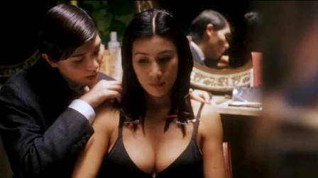 豹妹:豹妹本为保镖,在香港当上了职业,动作犀利狠辣