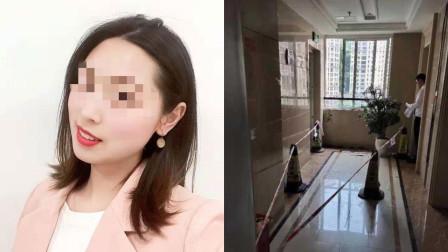 四川巴中26岁坠亡女教师丈夫:当晚酒后吵架 她主动撒手跳楼