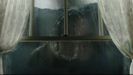 一场风暴,家中全是鳄鱼,怎么逃生?