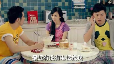 爱情公寓:胡一菲的大脑真是离奇,学习制作蛋糕,但连发酵是什么都不知道