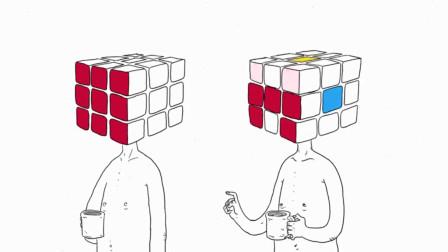一部反映现代生活故事的短片《你努力合群的样子,真的很可怜》