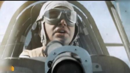2019最新二战大片,《中途岛之战》美轰炸机日航母,十分精彩