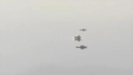 近距离拍摄UFO飞行画面,看完还有谁不信?